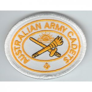 Australian Army Cadets - Mess Dress patch