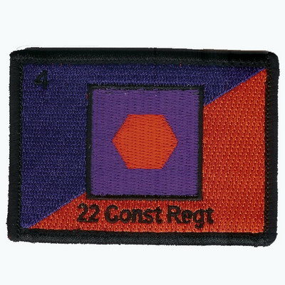 22nd Construction Regiment