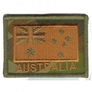Australian National Flag (Subdued)
