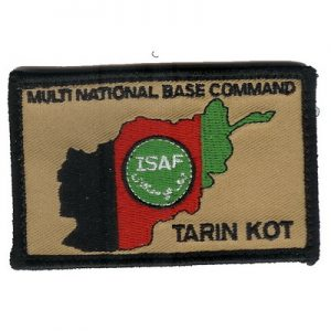 Multinational Base Command - Tarin Kot