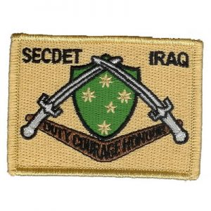 Security Detachment Iraq