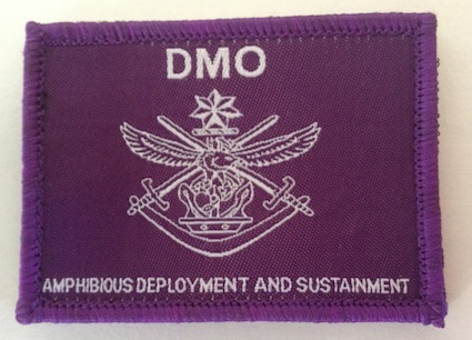 DMO - Amphibious Deployment & Sustainment