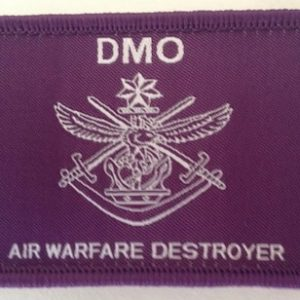 DMO - Air Warfare Destroyer