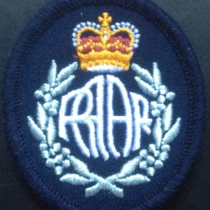RAAF Garrsion Cap Patch
