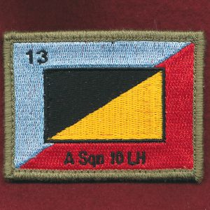 A Sqn, 10th Light Horse Regt