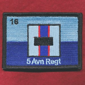 5th Aviation Regiment (Error)