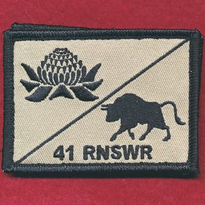41st Royal New South Wales Regiment (sub)
