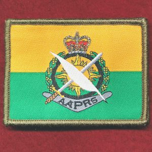 Head of Corps - AAPRS