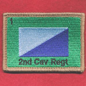 2nd Cavalry Regiment