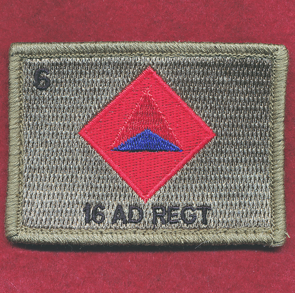 16th Air Defence Regiment