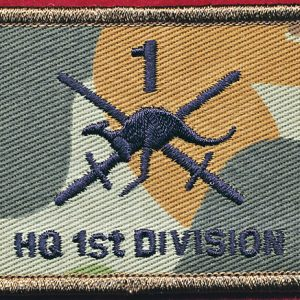 1st Division Headquarters  (Field)