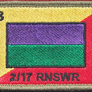 2nd/17th Royal New South Wales Regiment