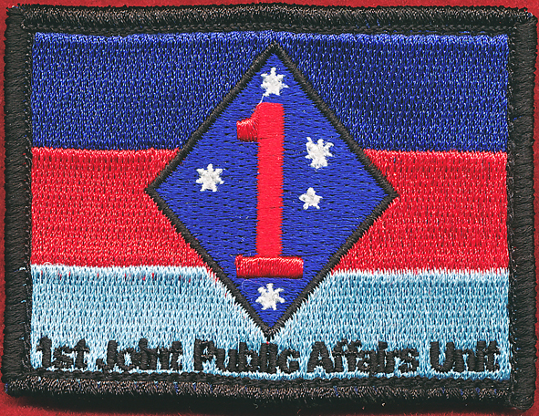 1st Joint Public Affairs Unit (JPAU)