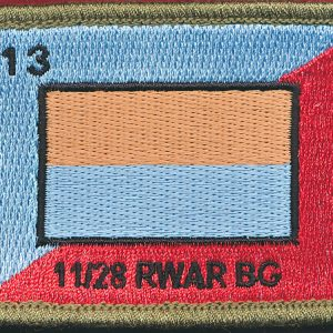 11th/28th Royal Western Australia Regiment (BG)