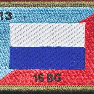16 BG - unit shoulder patch