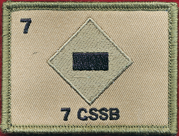 7th Combat Services Support Battalion (Field)