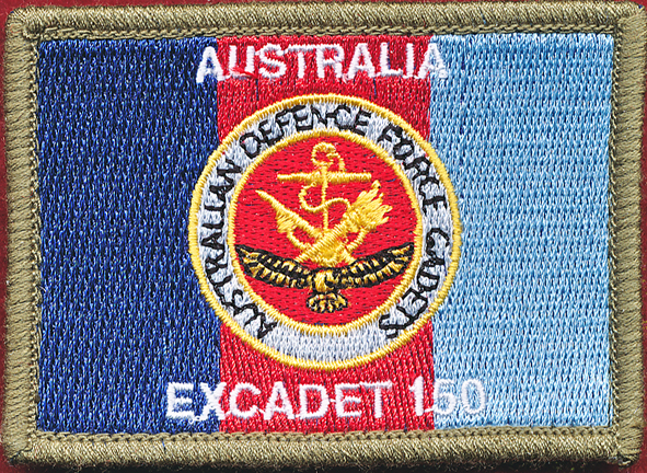 Australian Defence Force Cadets - EXCADET 150