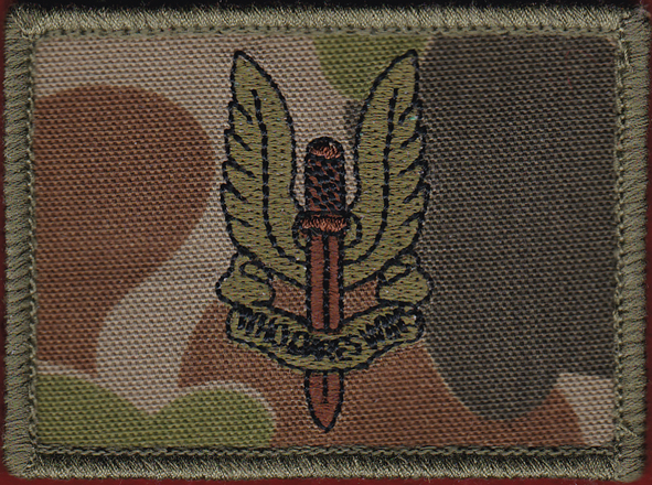 Special Air Service Regiment - (SASR)