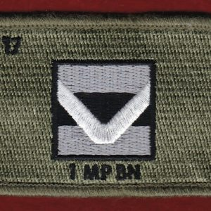 1st Military Police Battalion (Subdued)