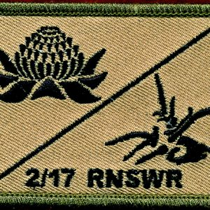 2nd/17th Royal New South Wales Regiment (Fd)