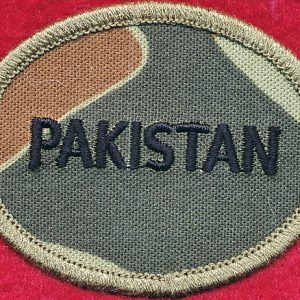 Pakistan patch - DPCU