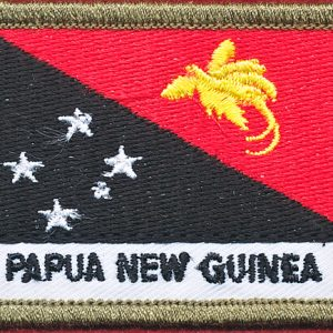 Papua and New Guinea patch (Shoulder)