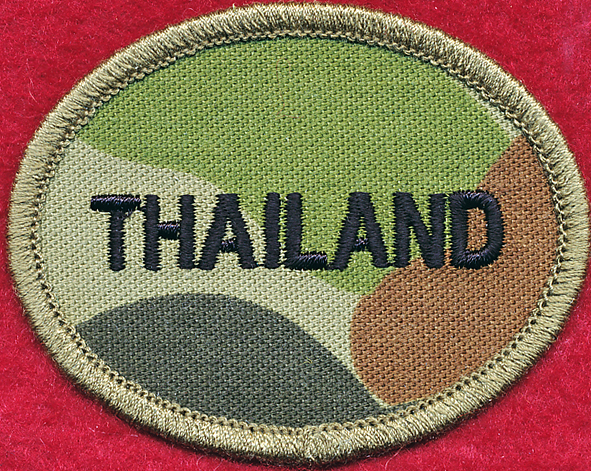 Thailand Patch  - DPCU