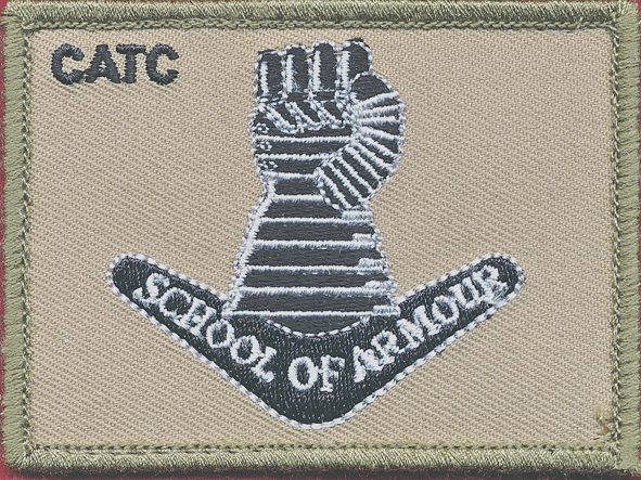 School of Armour  (SOA)