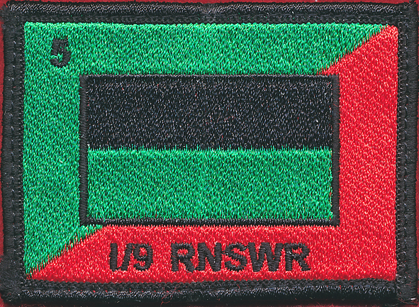 1st/19th Royal New South Wales Regiment (Error)