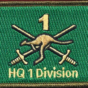 1st Division Headquarters