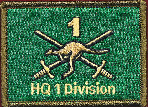 Headquarters 1st Division