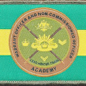 Warrant Officer and Non-Commissioned Officer Academy