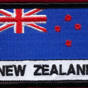 New Zealand Flag patch - (Air Force)