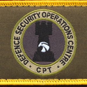 Defence Security Operations Centre - CPT (Navy)