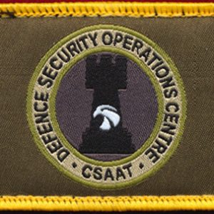 Defence Security Operations Centre - CSAAT (Navy)