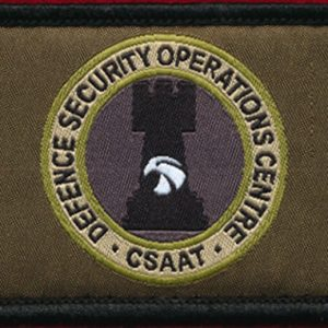 Defence Security Operations Centre - CSAAT (Air Force)