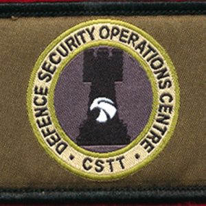 Defence Security Operations Centre - CSTT (Air Force)