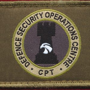 Defence Security Operations Centre - CPT  (Army)