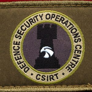 Defence Security Operations Centre - CSIRT (Army)