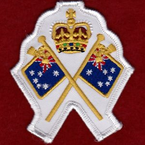 Colour Sergeant - RMC (White)