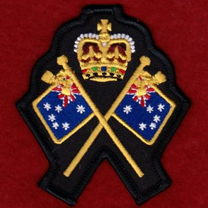Colour Sergeant - RMC (Black)
