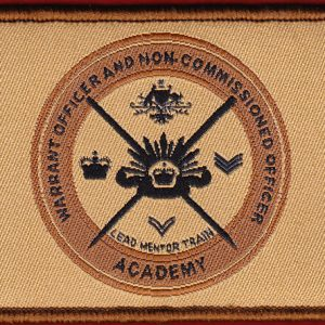 Warrant Officer and Non-Commissioned Officer Academy (Sub)