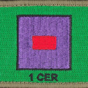 1st Combat Engineer Regiment (1 CER)