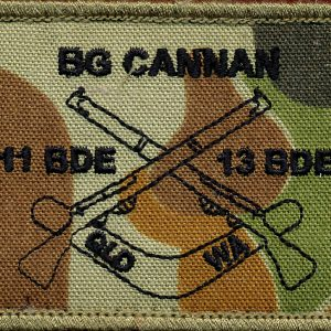 BG CANNAN - 11 BDE-13BDE Battle Group