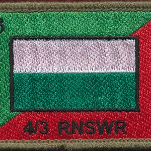 4th/3rd Royal New South Wales Regiment