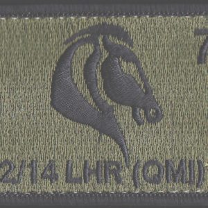 2nd/14th Light Horse Regiment (QMI) (Fd)