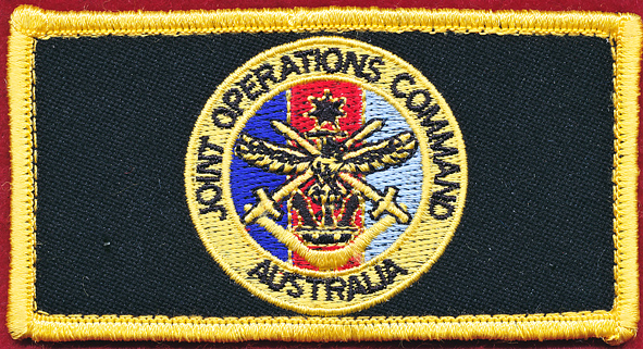 Joint Operations Command - Australia