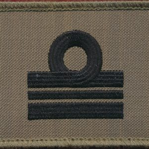 Lieutenant Commander (LCDR) - TBAS Rank Patch