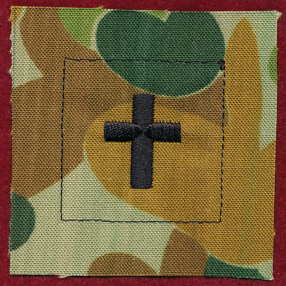 Chaplains Crosses - DPCU  (Christian)