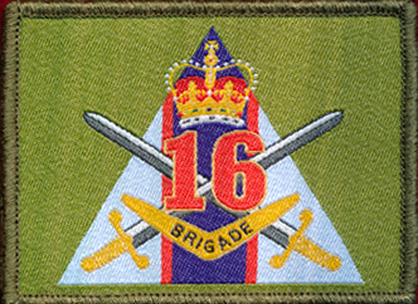 Headquarters 16th Aviation Brigade
